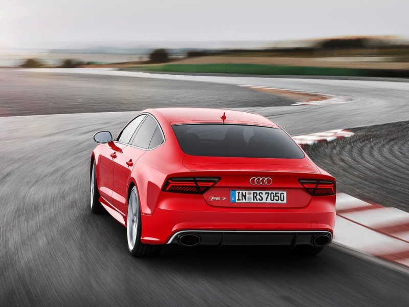 2016 Audi RS7 U2014 3.7 Seconds