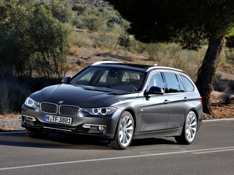 10 Best Family Station Wagons for 2015 | Autobytel.com
