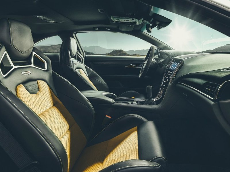 10 Things You Need To Know About The 2016 Cadillac ATS-V