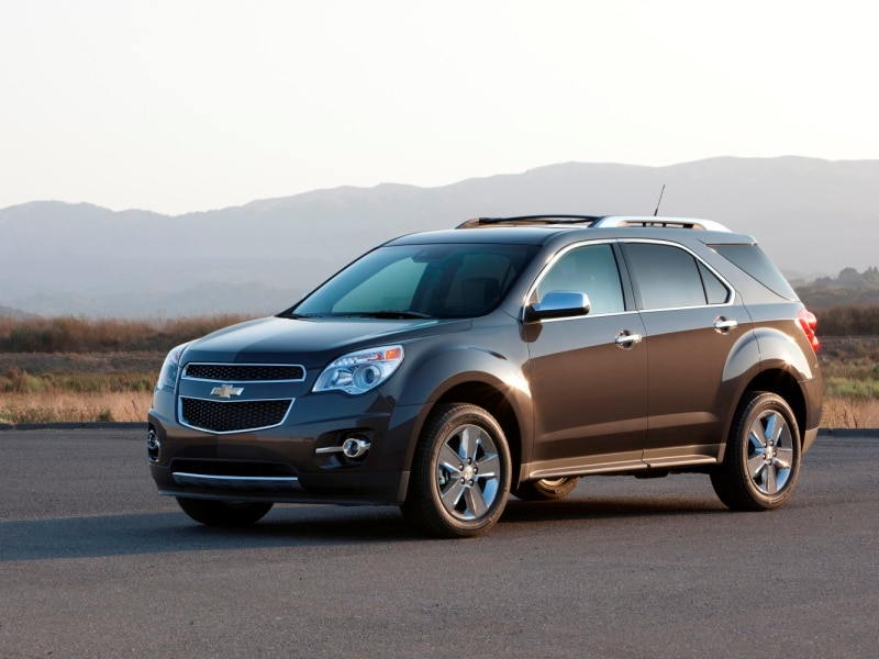 chevrolet equinox - Suv Reviews