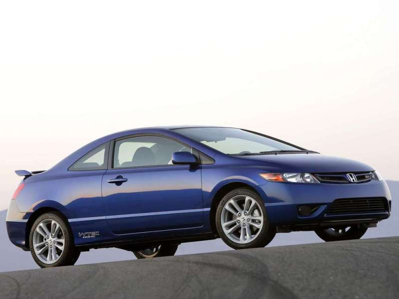 10. Honda Civic Si