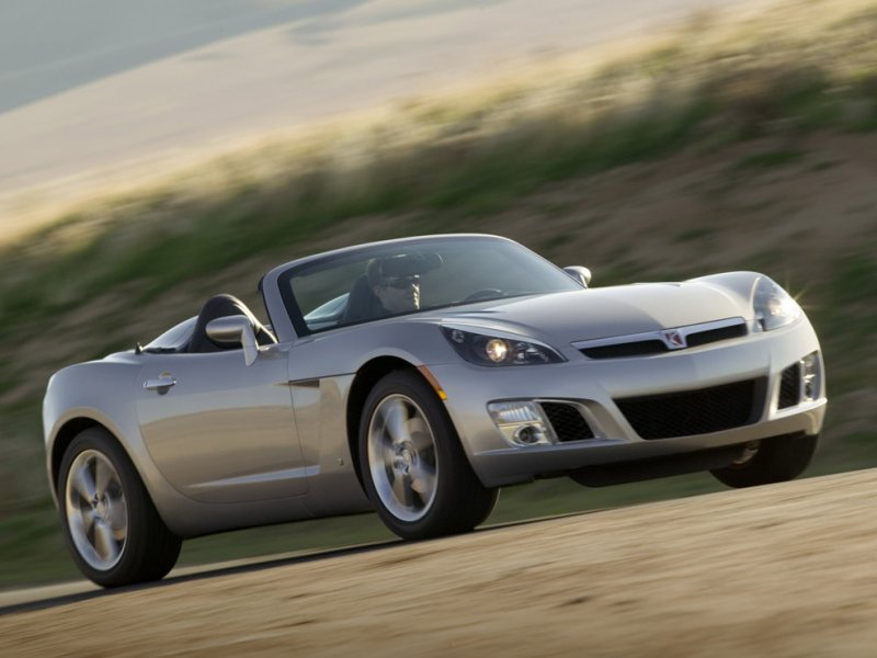 Marvelous 8. Saturn Sky Redline