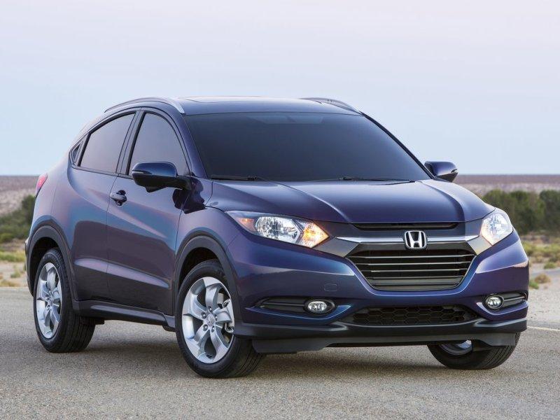 Honda Hr V The Most Economical Suvs