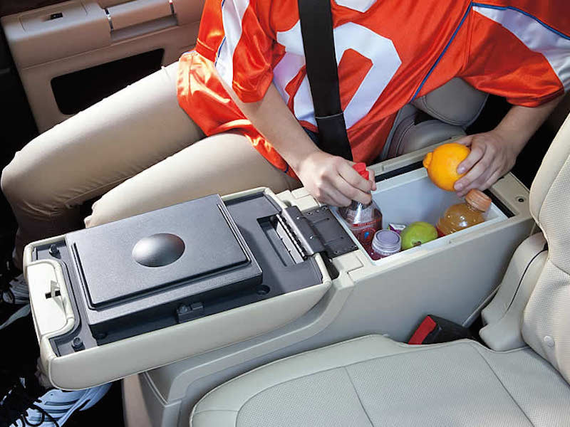 Car Features Only A Mother Could Love Autobytelcom - Cool car features