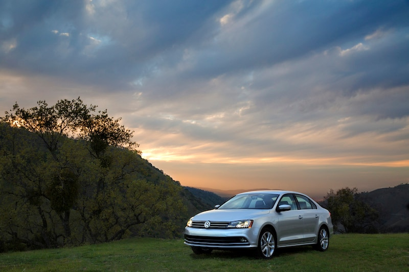 2015 Volkswagen Jetta TDI Quick Spin Review