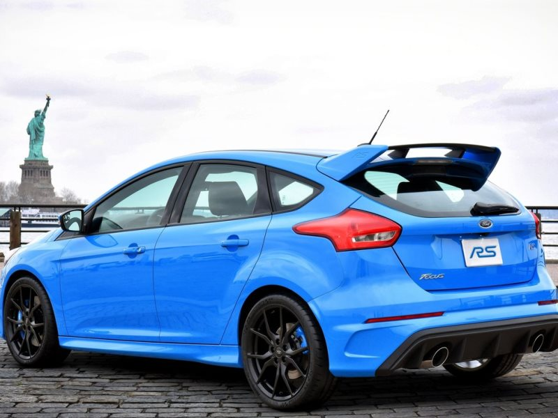 2 2016 Ford Focus Rs 4 7 Seconds