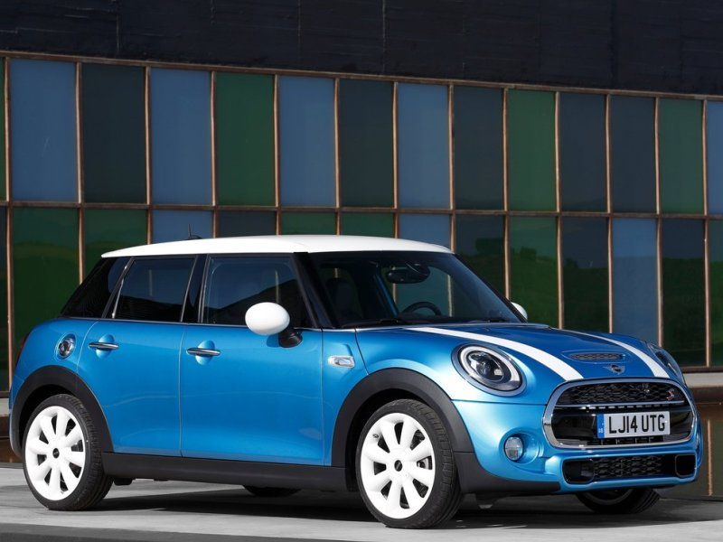 2015 Mini Cooper S Hardtop 4 Door Road Test Review Autobytelcom
