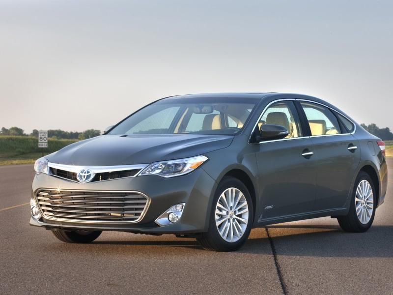 The Best Full Size Hybrid Cars Autobytel Com