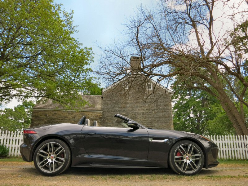 2016 jaguar f-type coupe and convertible first drive and review