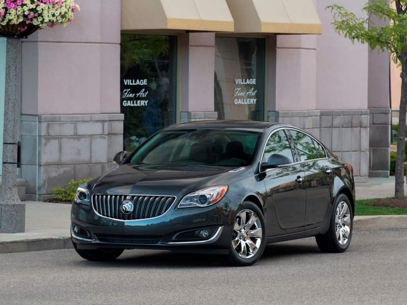 2016 Buick Regal Road Test Review Autobytel Com