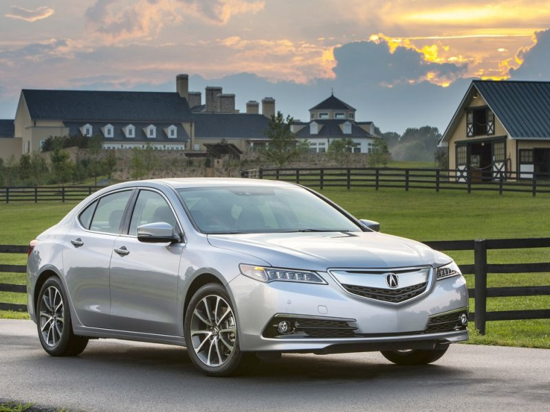 2017 Acura Tlx The Is Among Most Comfortable Cars