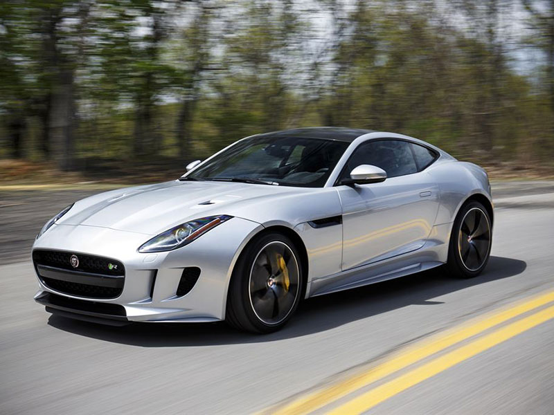 6 2016 Jaguar F Type