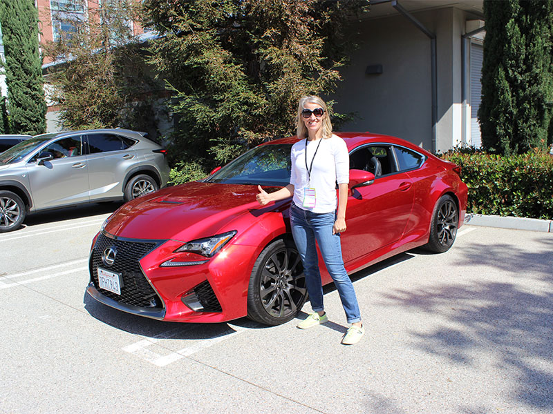Influential Women Pick Best New Cars For Autobytelcom - Sporty auto