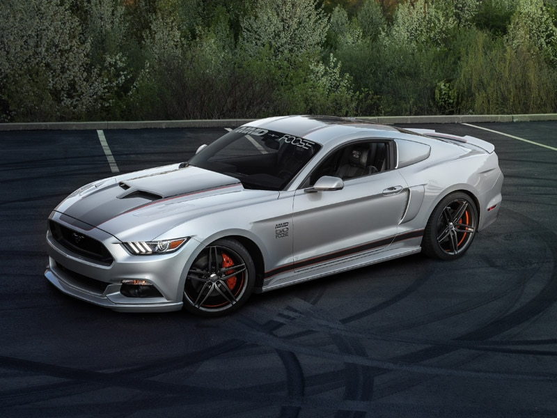chip foose and mmd unleash 2015 ford mustang gt 810 hp. Black Bedroom Furniture Sets. Home Design Ideas