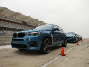 2015 BMW X6 M Luxury SUV First Drive and Review
