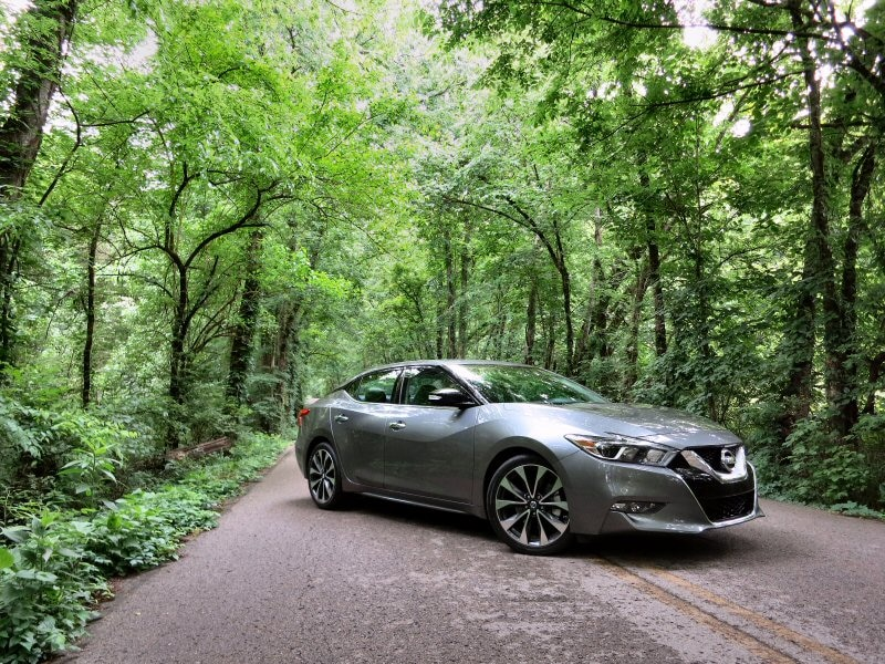 2016 Nissan Maxima First Drive And Review Autobytel Com