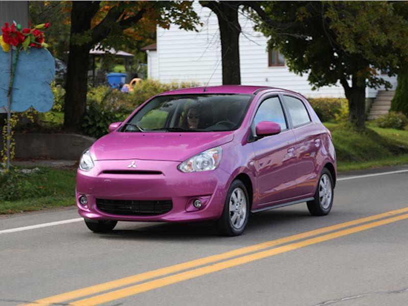10 Cheap Non Hybrid Cars That Get 40 MPG