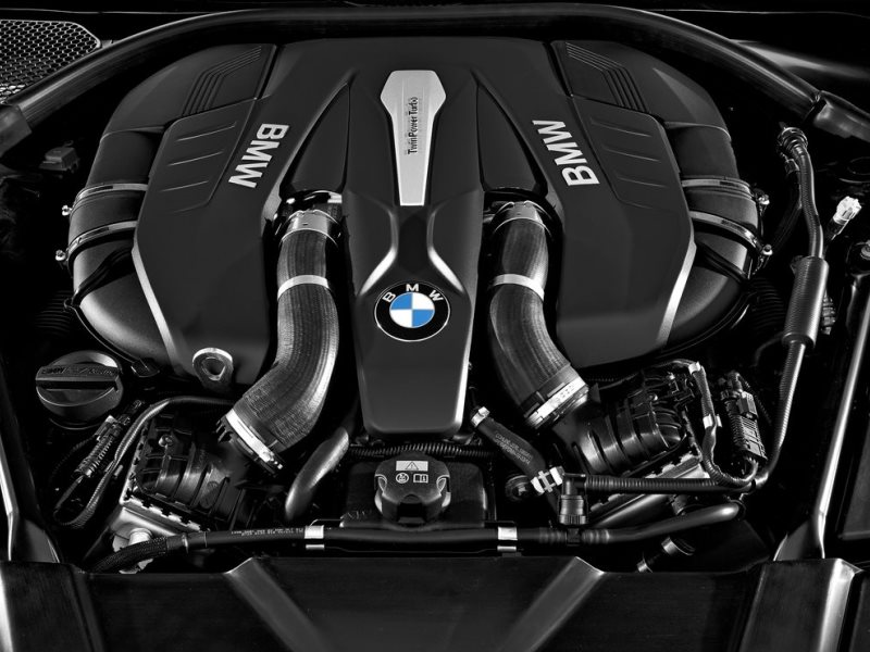 The 2016 BMW 7 Series Offers Two Engine Options