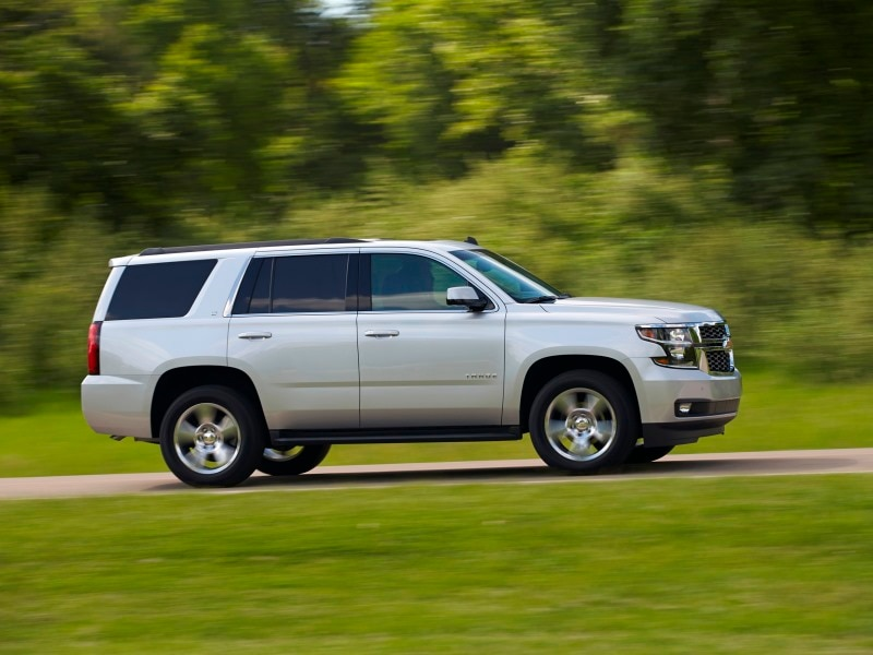 Chevy Tahoe Towing Capacity >> Suvs With The Highest Towing Capacity For 2016 Autobytel Com