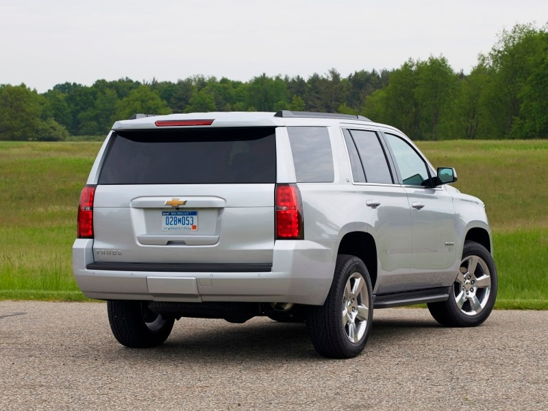 10 things you need to know about the 2015 chevrolet tahoe 2015 Chevy Tahoe Parts the 2015 chevrolet tahoe sees a bump in fuel efficiency