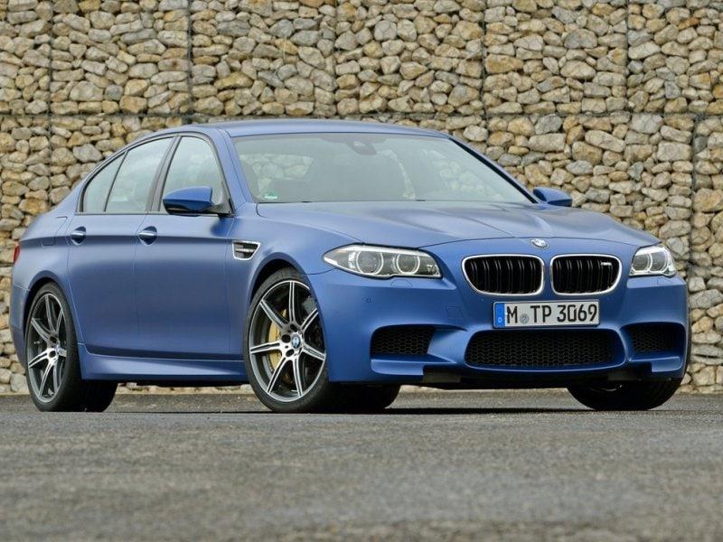 2. 2015 BMW M5