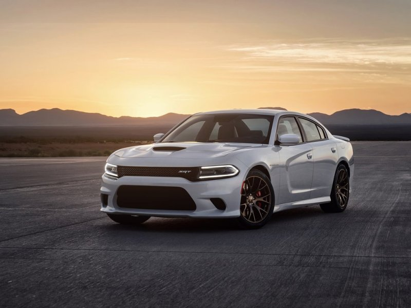 Wonderful Dodge Charger Hellcat