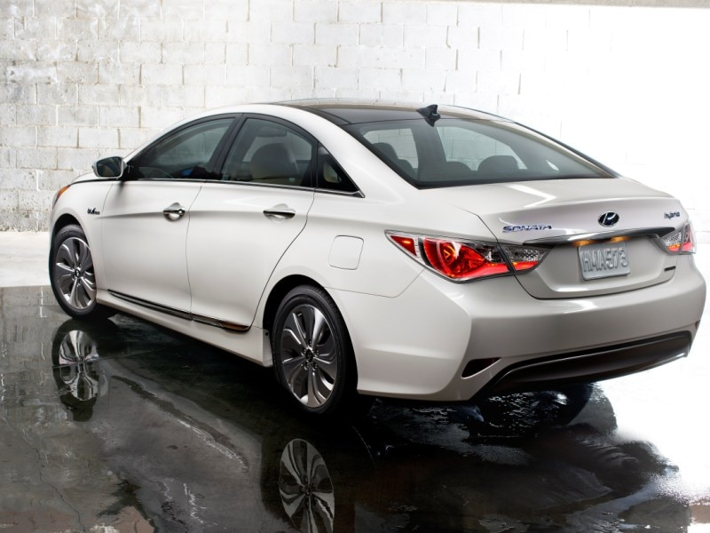 2015 hyundai sonata hybrid road test review. Black Bedroom Furniture Sets. Home Design Ideas