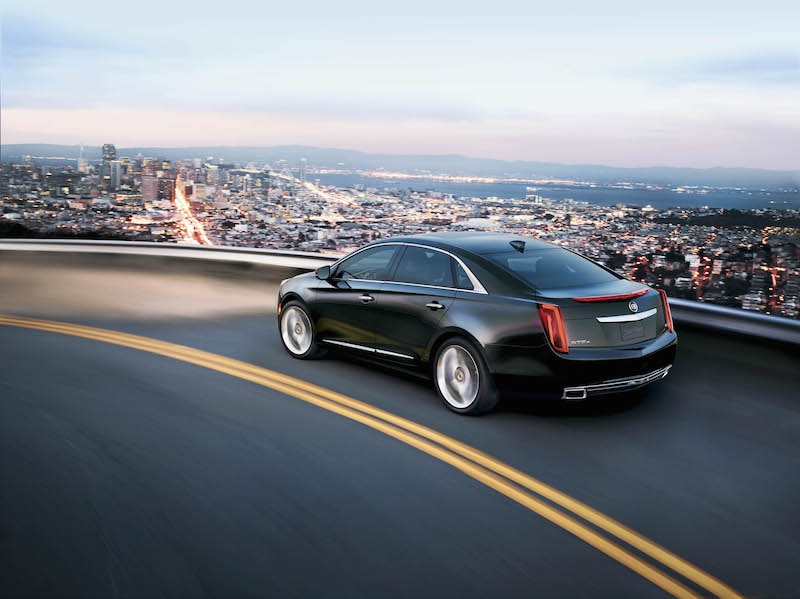 2016 Cadillac Xts 42 3 Inches