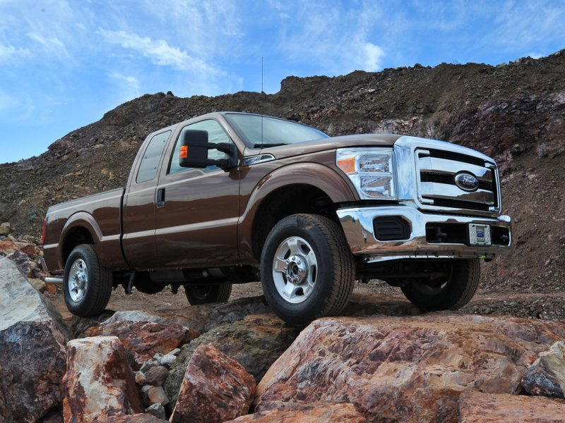 Best used ford diesel truck to buy
