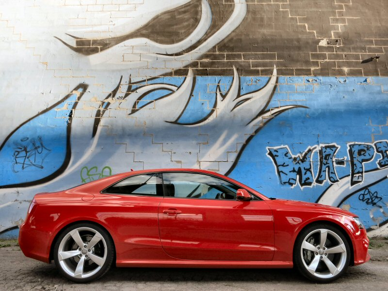 Superb ... Top 10 AWD Sports Cars. Superbe 3) 2015 Audi RS 5
