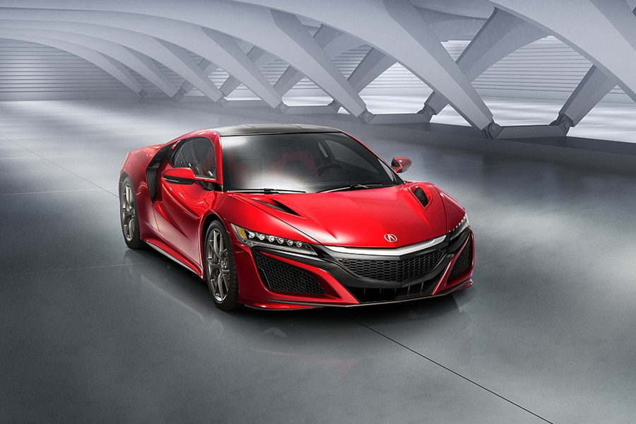 2016 Acura Nsx A Modern Version Of The V6 Ed Everyday Supercar