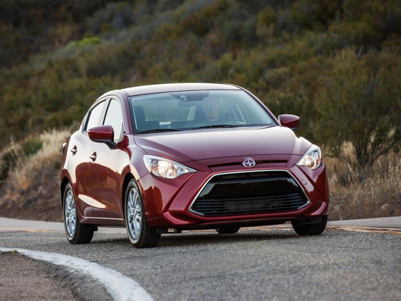 2016 Scion Ia First Drive Review