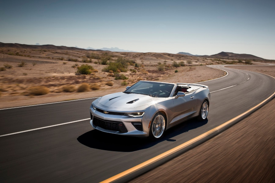 The Fastest Convertibles Under $50,000