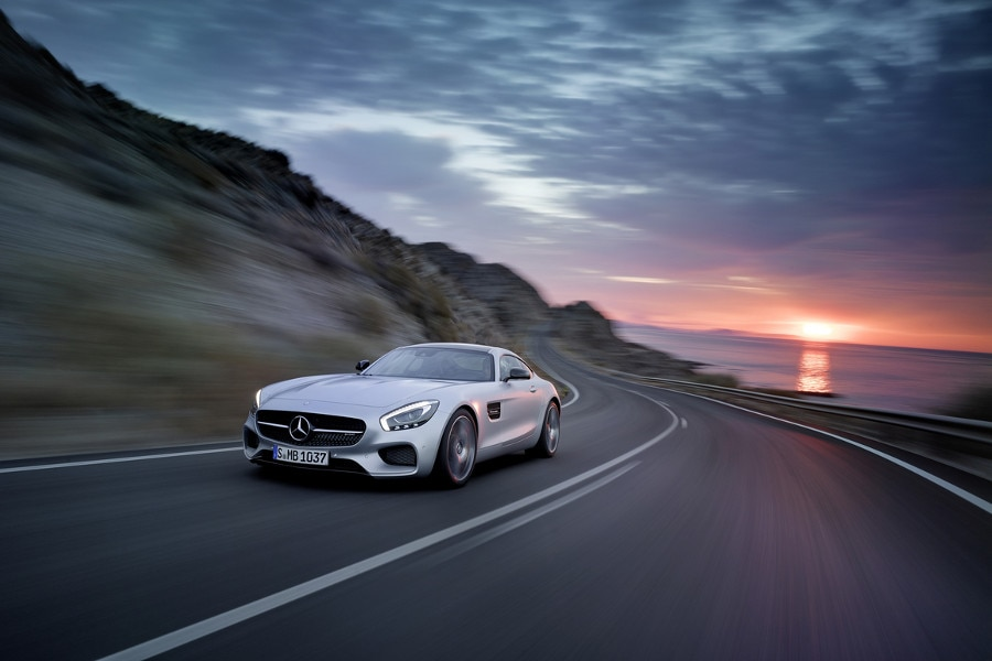 Awesome 5. 2016 Mercedes AMG GT S