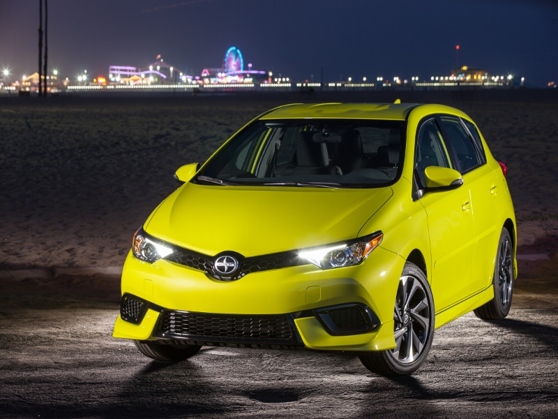 2016 Scion Im First Drive Review