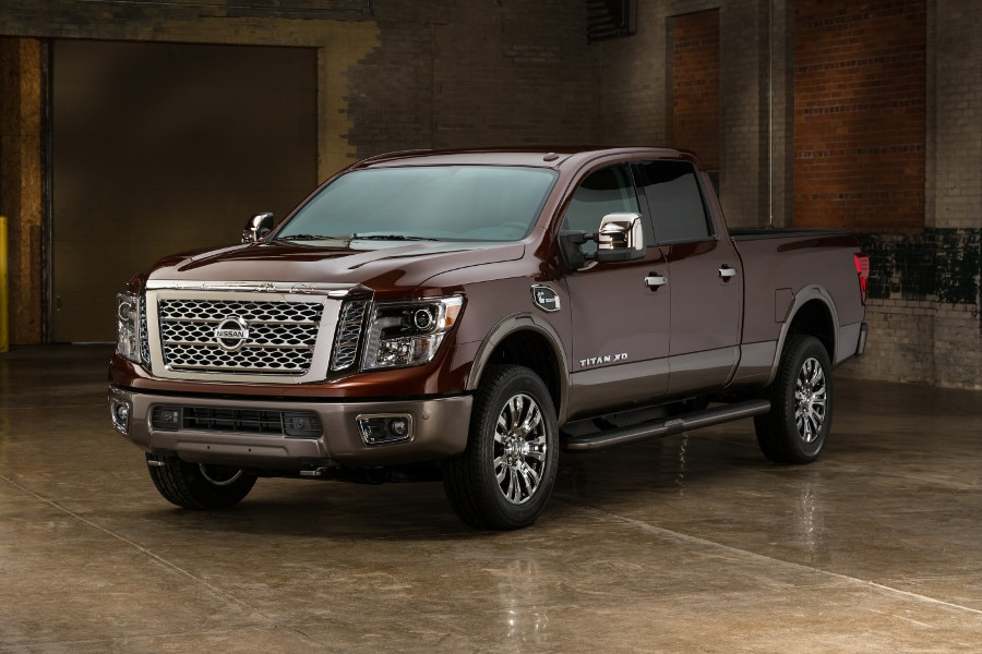New or Redesigned Truck & Van Models for 2016