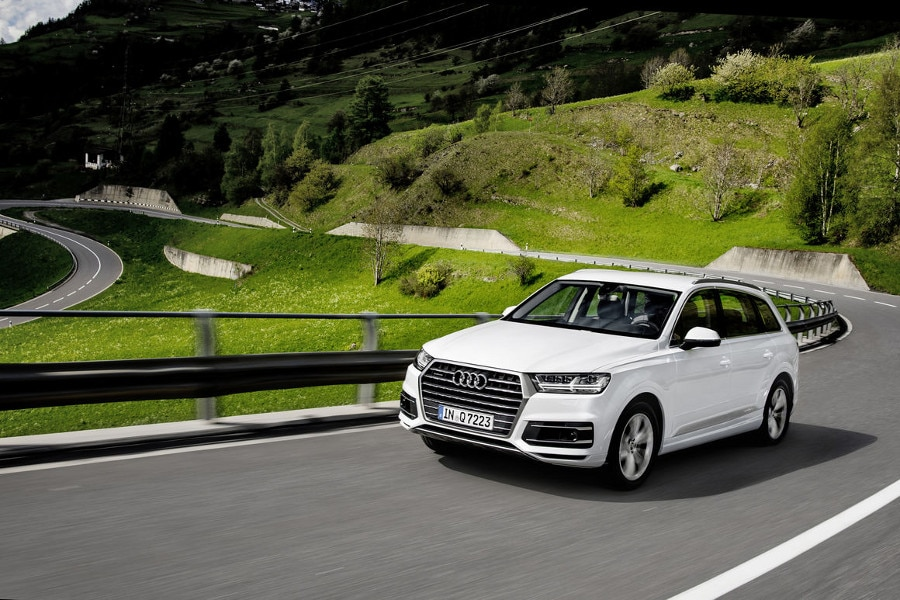 2016 Audi Q7 Less Is More Of A Good Thing