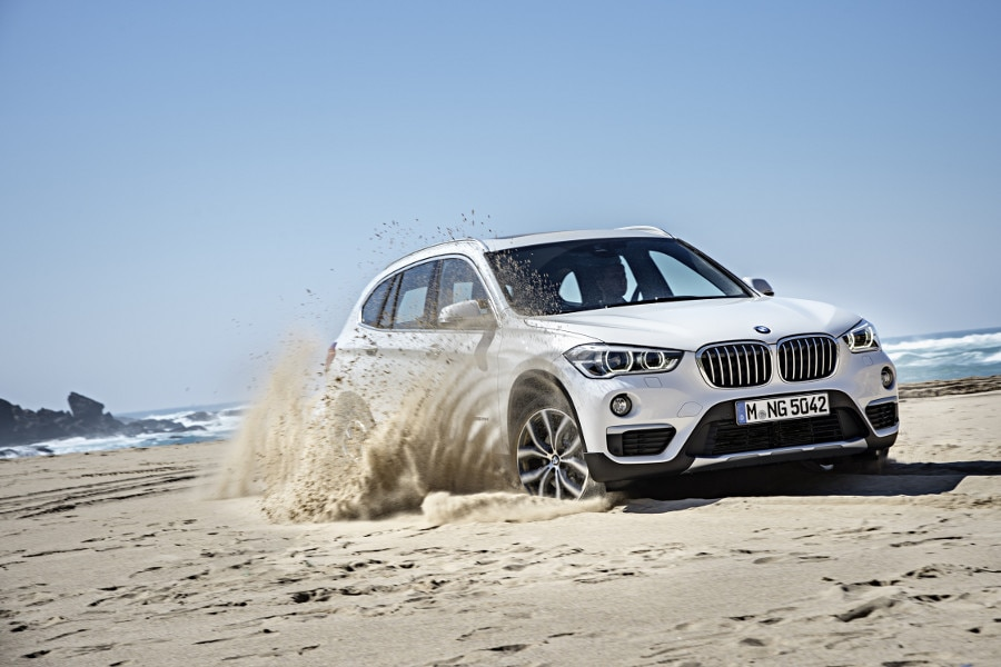 New Or Redesigned Luxury SUV And Crossover Models For - 2016 bmw models