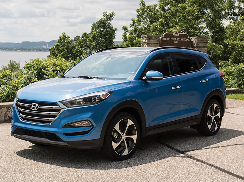 2016 hyundai tucson first drive. Black Bedroom Furniture Sets. Home Design Ideas