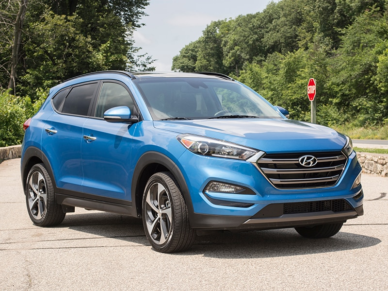 2016 Hyundai Tucson First Drive Autobytel. 2016 Hyundai Tucson First Drive. Wiring. Free Auto Wiring Diagram For Hyndai Tucson At Scoala.co
