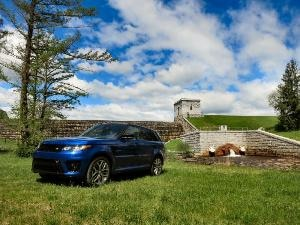 2015 Land Rover Range Rover Sport SVR First Drive and Review