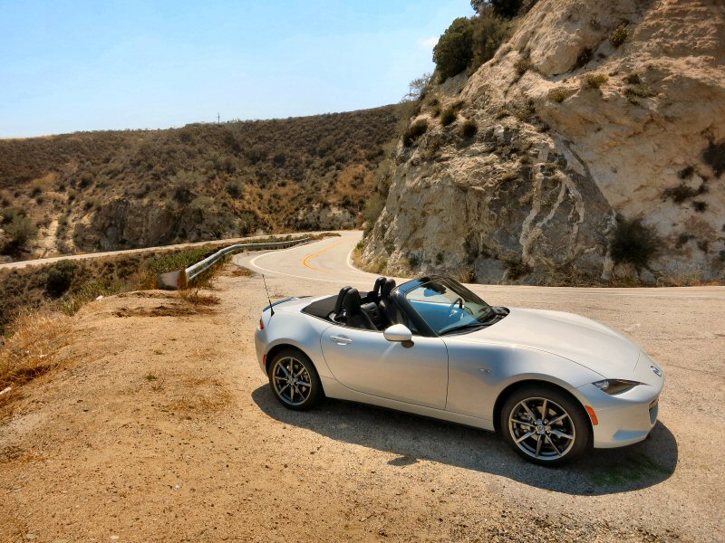 The Top Convertible Sports Cars For Autobytelcom - Sports cars convertible