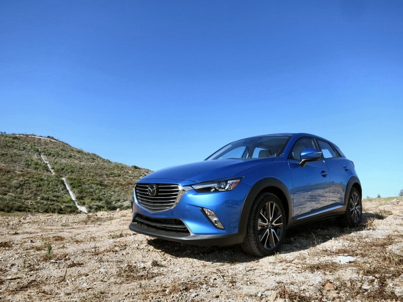 2016 mazda cx 3 first drive and review. Black Bedroom Furniture Sets. Home Design Ideas