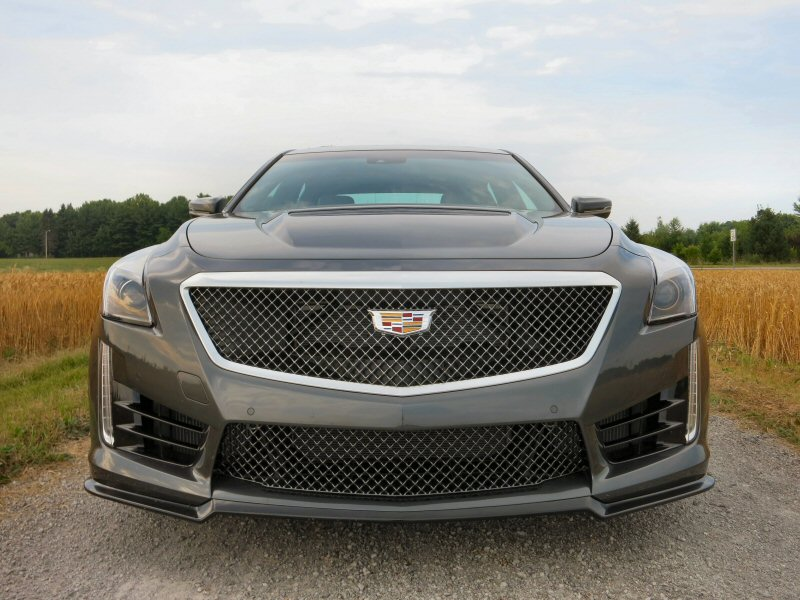 2016 Cadillac Cts V 3 6 Seconds