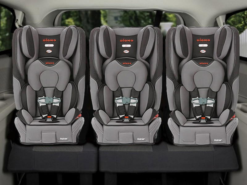 21 Car Seats that Fit 3 Across in Most Cars | Autobytel.com