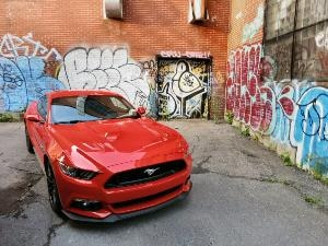 2015 Ford Mustang Road Test and Review