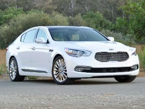 2015 Kia K900 Review and Quick Spin