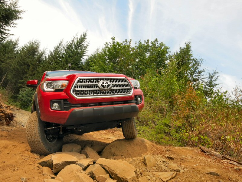 2016 Toyota Tacoma First Drive and Review