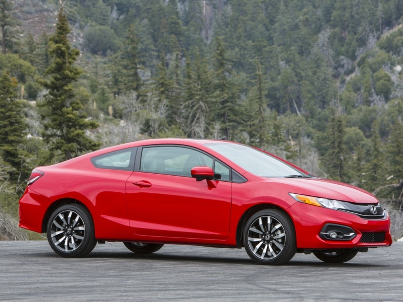 8 2017 Honda Civic Hf