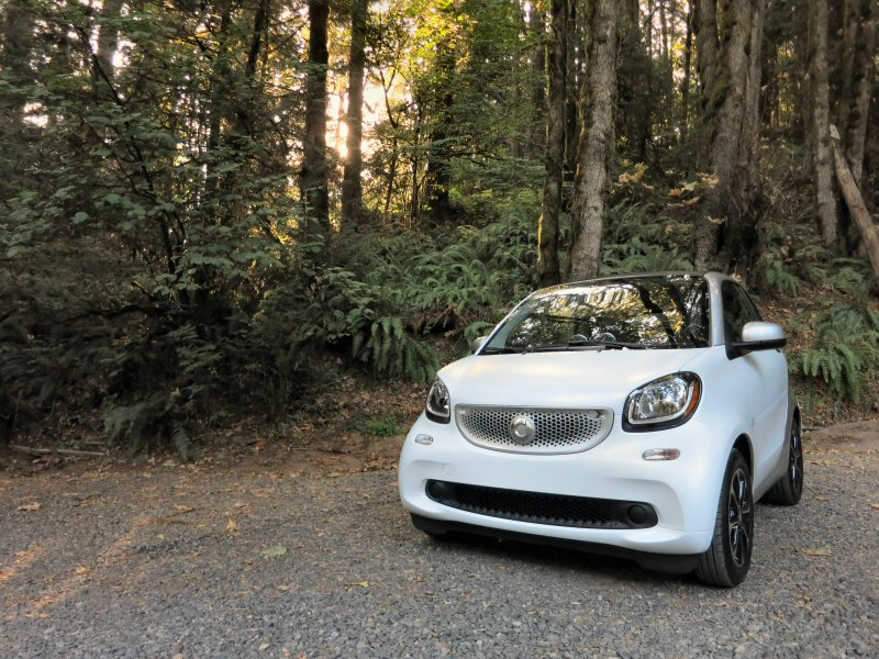 2016 Smart Fortwo First Drive And Review